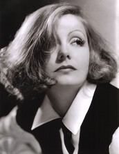 Greta Garbo and Her Journey