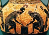 wall painting (300 B.C)