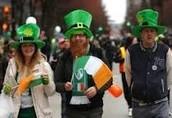 ST.PATRICK'S DAY IN IRELAND