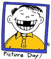 Picture Day is Monday!
