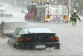 Floods in New York