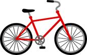 A mi no me gusto montar en bicicleta