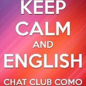What is English Chat Club Como