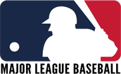this is the logo for the MLB