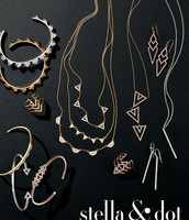 Pave Earrings & Necklaces