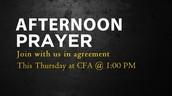 Join us next Thursday