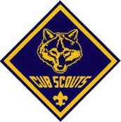 Cub Scout Meetings Pack 122 ~ March 9th