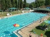 Village Blom's pool