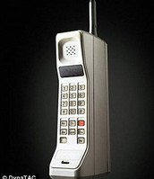 First cell phone available to public