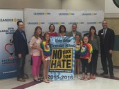 No Place For Hate Recognition