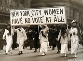 Suffrage Groups