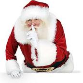 Santa will visit NRES!