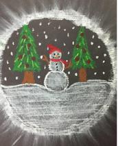 Art News from Mrs. Roche!
