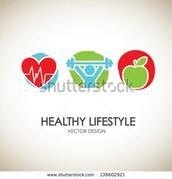 Health equals beauty