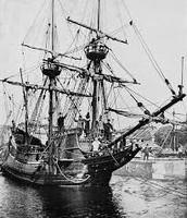 Henry Hudson's ship