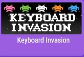 Keyboard Invasion