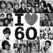 We Love our 60's