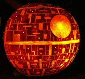 Pumpkin  from outer space
