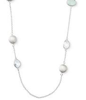 Montery Necklace - Silver