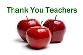 May is Teacher Appreciation Month