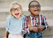 Children Get an Eye Exam on Us!