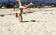 Gymnastics....