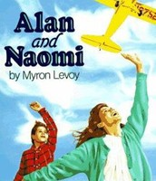 the book cover of alan and naomi