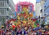 """""""Sansha Taisai"""" Festival"""