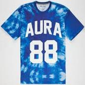 Aura 88 Tee