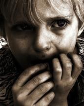 Children with PTSD