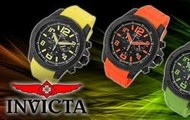 Invicta men watches