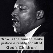 justice for all God's children