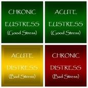 Types of stressors