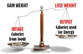 Maintaining A Balance of Calorie Intake & Exercise