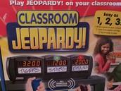 Classroom Jeopardy
