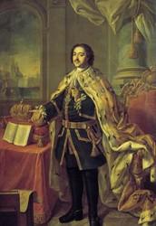 Peter Alekseyevich Romanov