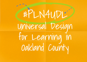 Universal Design for Learning in Oakland County