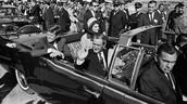 Kennedy's Motorcade
