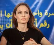 Angelina Jolie's interview