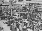 factories of the industrial revolution
