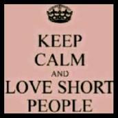 Being short