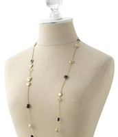 Monterey Long Necklace - Gold