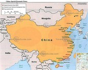 China's Map