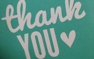 """The POWER of """"Thanks!"""""""