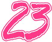 Celebra mis 23 años conmigo...