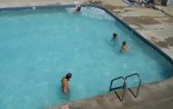 Spacious pools for summer fun