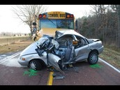 Teens have the highest rate of traffic accidents when compared to any other group.