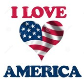 WEEKLY THEME: I LOVE America!