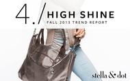 Trend #4: High Shine