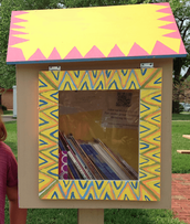 Little Free Libraries have 24/7 availability!